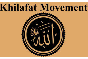 Khilafat Movement