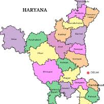haryana districts
