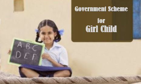 Government scheme for girl child education