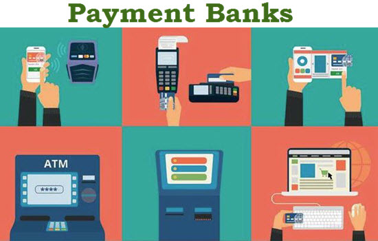 what is Payments Banks